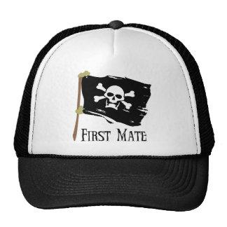 Jolly Roger First Mate Cap