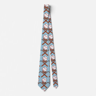 Jolly Roger for Baseball and Softball Players Tie