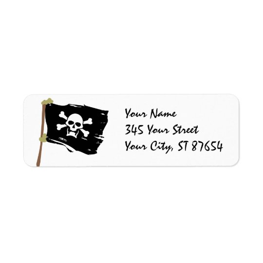 Jolly Roger Label