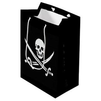 Jolly Roger Medium Gift Bag
