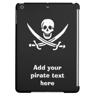 Jolly roger pirate flag