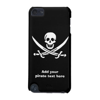 Jolly roger pirate flag iPod touch 5G cover