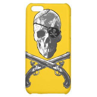 Jolly Roger Pistols iPhone 5C Covers