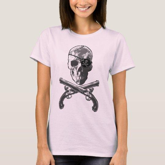 Jolly Roger Pistols T-Shirt