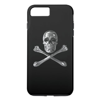 Jolly Roger Skull Tough iPhone 7 Plus Case