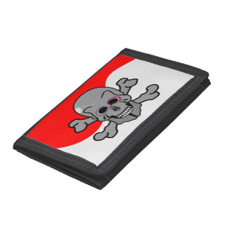 Jolly Roger Trifold Wallets