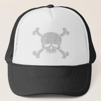 Jolly Roger Trucker Hat