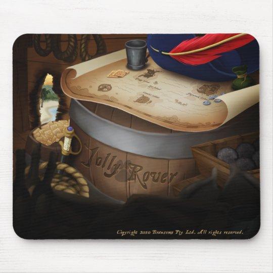 Jolly Rover Main Menu Mouse Mat
