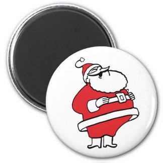 Jolly Santa Claus Laughing Ho Ho Ho, Part 1 Magnet