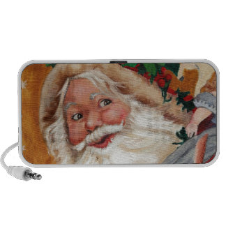 Jolly Santa Travelling Speakers