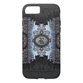 Jolt Shadow Unique Gothic Monogram iPhone 8/7 Case