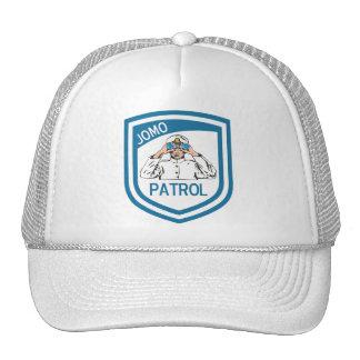 Jomo Patrol Mesh Hat