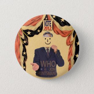 Jon Huntsman? 6 Cm Round Badge