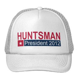 Jon Huntsman President 2012 Mesh Hats