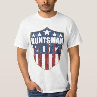 Jon Huntsman President in 2012 Shirts