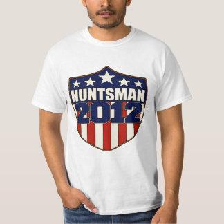 Jon Huntsman President in 2012 Tshirt