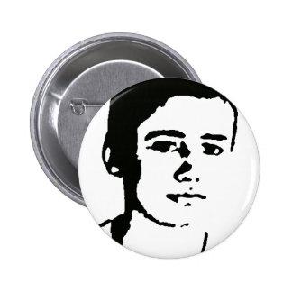 Jon Mahon Pinback Buttons