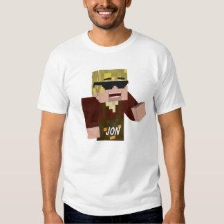 Jon On Caffeine T Shirts