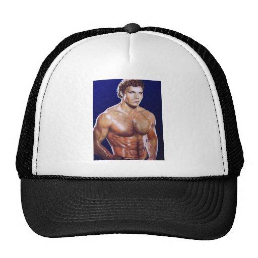 Jon: www.AriesArtist.com Hat