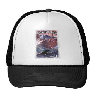 Jonah 1:17 - Jonah and the Whale Trucker Hats