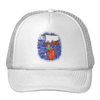 Jonah and the Big Fish Mesh Hat