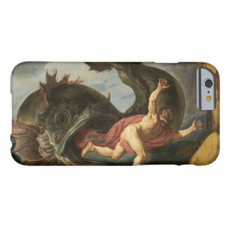 """""""Jonah and the Whale"""" phone cases Barely There iPhone 6 Case"""