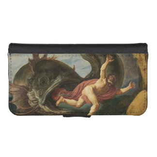 """Jonah and the Whale"" wallet cases"
