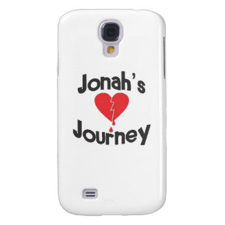 Jonah's Journey Galaxy S4 Cover