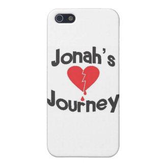 Jonah's Journey iPhone 5 Cases