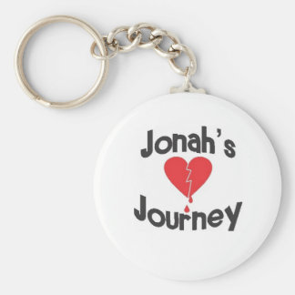 Jonah's Journey Key Chain