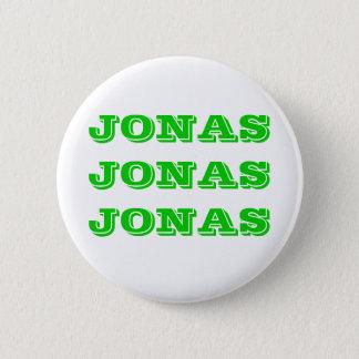 JONASJONASJONAS 6 CM ROUND BADGE