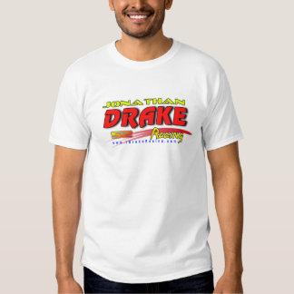 Jonathan Drake Racing Tees