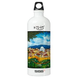 Jonathan Kis-Lev Jerusalem Water Bottle 33 oz