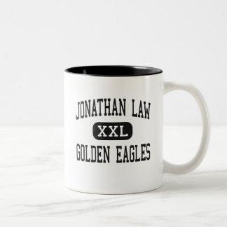 Jonathan Law - Golden Eagles - High - Milford Two-Tone Mug