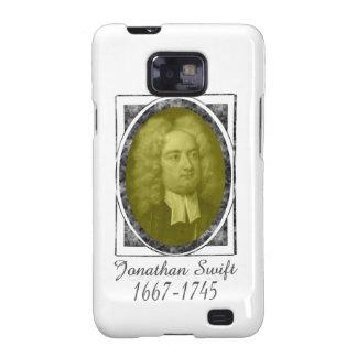 Jonathan Swift Samsung Galaxy SII Cover