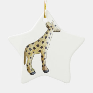 Jonathon Giraffe Christmas Ornament