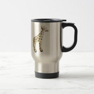 Jonathon Giraffe Travel Mug