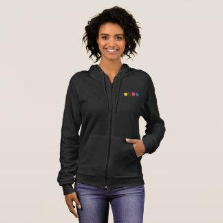 JONDO Women's Fleece Zip Hoodie