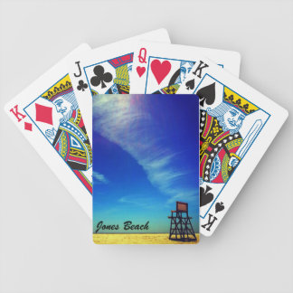 Jones Beach Playing Cards