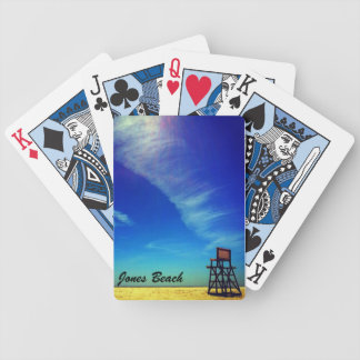 Jones Beach Playing Cards