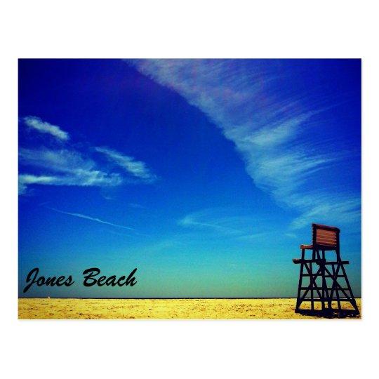 Jones Beach Postcard