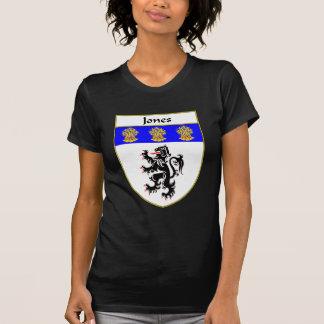Jones Coat of Arms/Family Crest (Wales) Tee Shirt