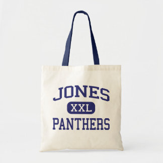 Jones Panthers Middle School Marion Indiana Budget Tote Bag