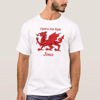 Jones Welsh Dragon T-Shirt