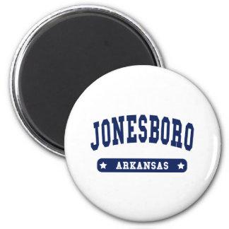 Jonesboro Arkansas College Style tee shirts Magnet