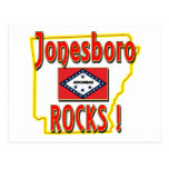 Jonesboro Rocks ! (red) Post Cards