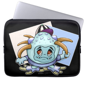 JONI PITTY LAPTOP SLEEVE 13 INCHES MONSTER