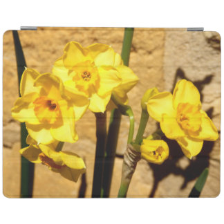 Jonquil Flowers iPad Cover