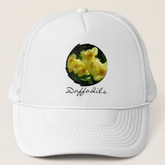 Jonquils/Daffodils/Narcissus Trucker Hat
