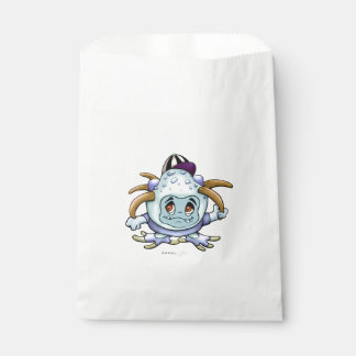 JONY PITTY ALIEN CARTOON  bag White Favor